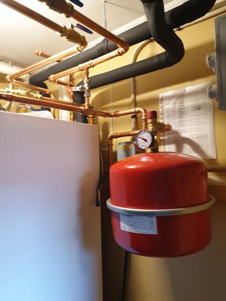 Luftvattenanläggning